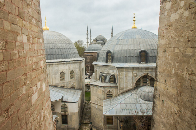 Hagia Sophia Postcards