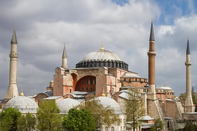 Hagia Sophia HD