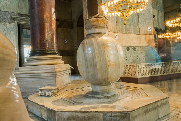 Istanbul travel Hagia Sophia
