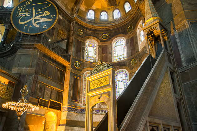 Hagia Sophia HD Photos