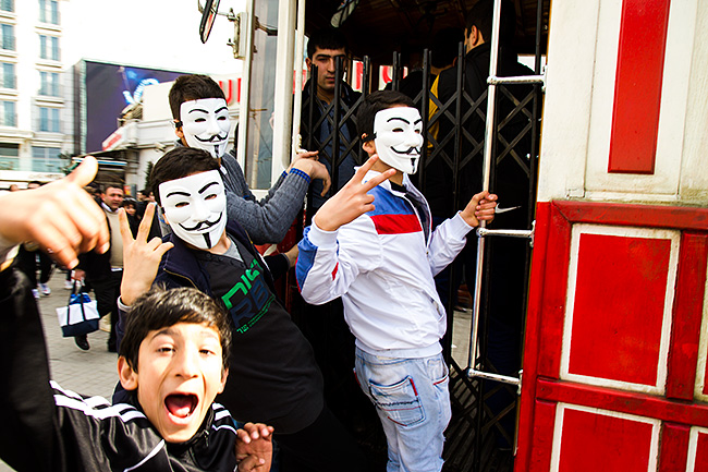 Anonymous-Istanbul