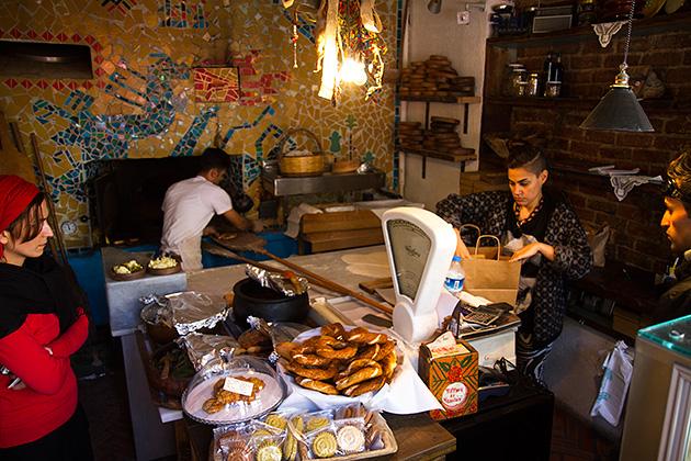 Cihangir-Square-Bakery