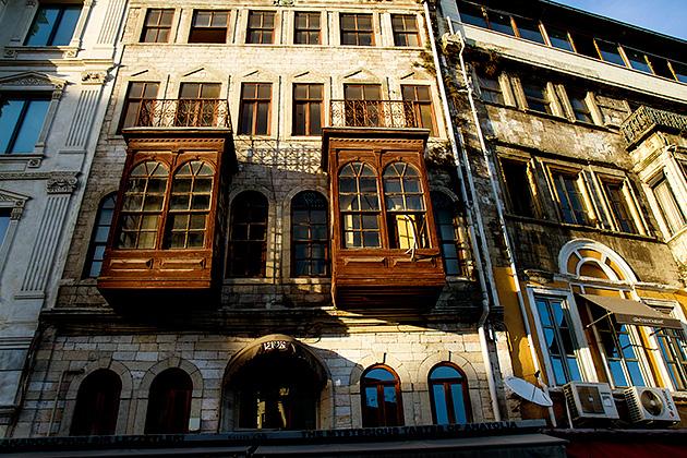 Erker-Istanbul