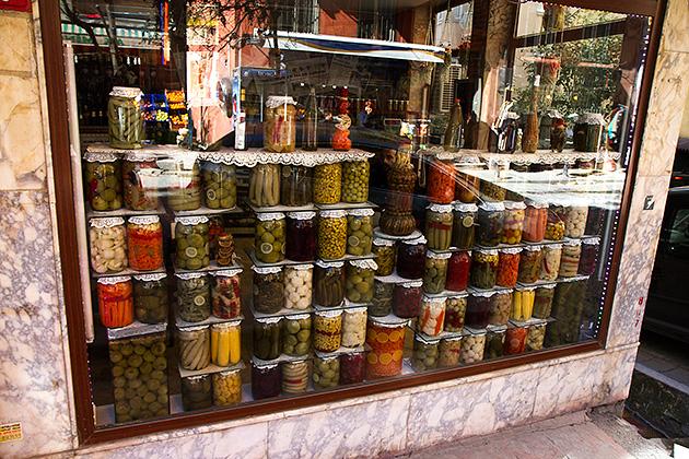 Istambul-Jars