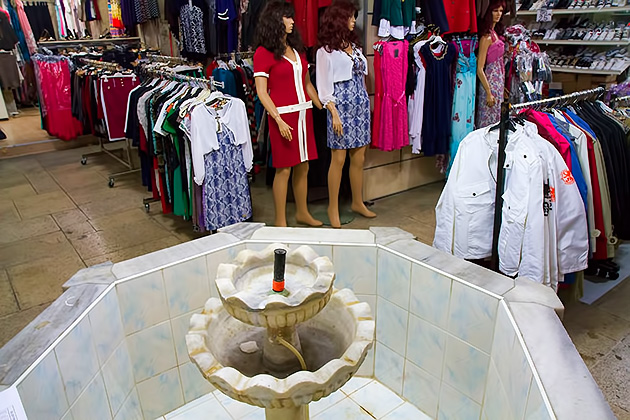 Laleli-Cistern-Market