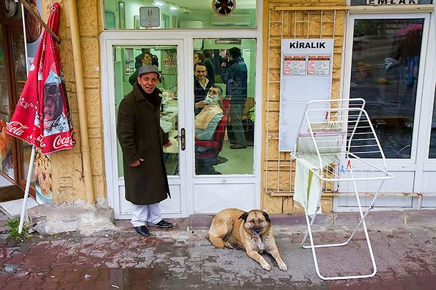 Istanbul-Street-Scene