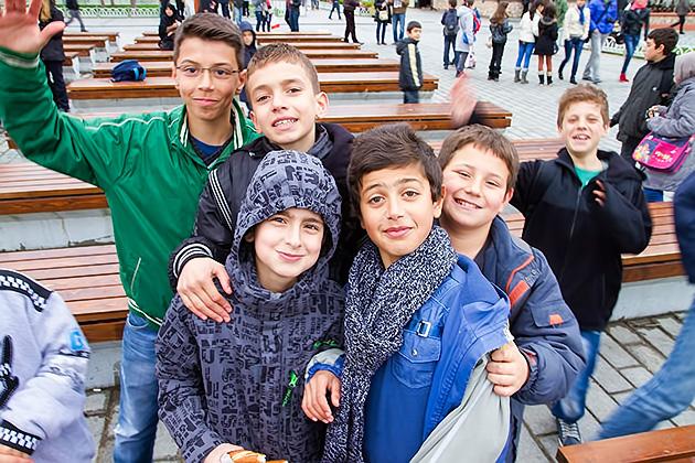 Turkish Kids