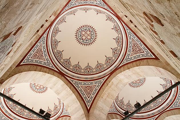 Yavuz-Selim-Camii-Domes