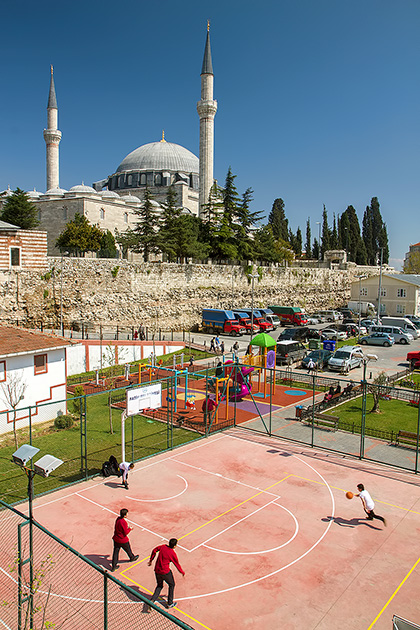 Yavuz-Selim-Mosque