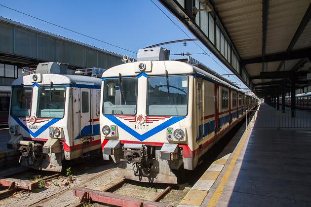 Haydarpaşa Trains
