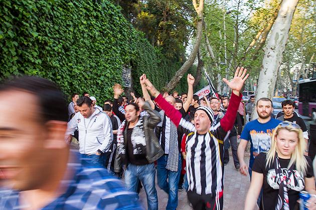Soccer In Istanbul